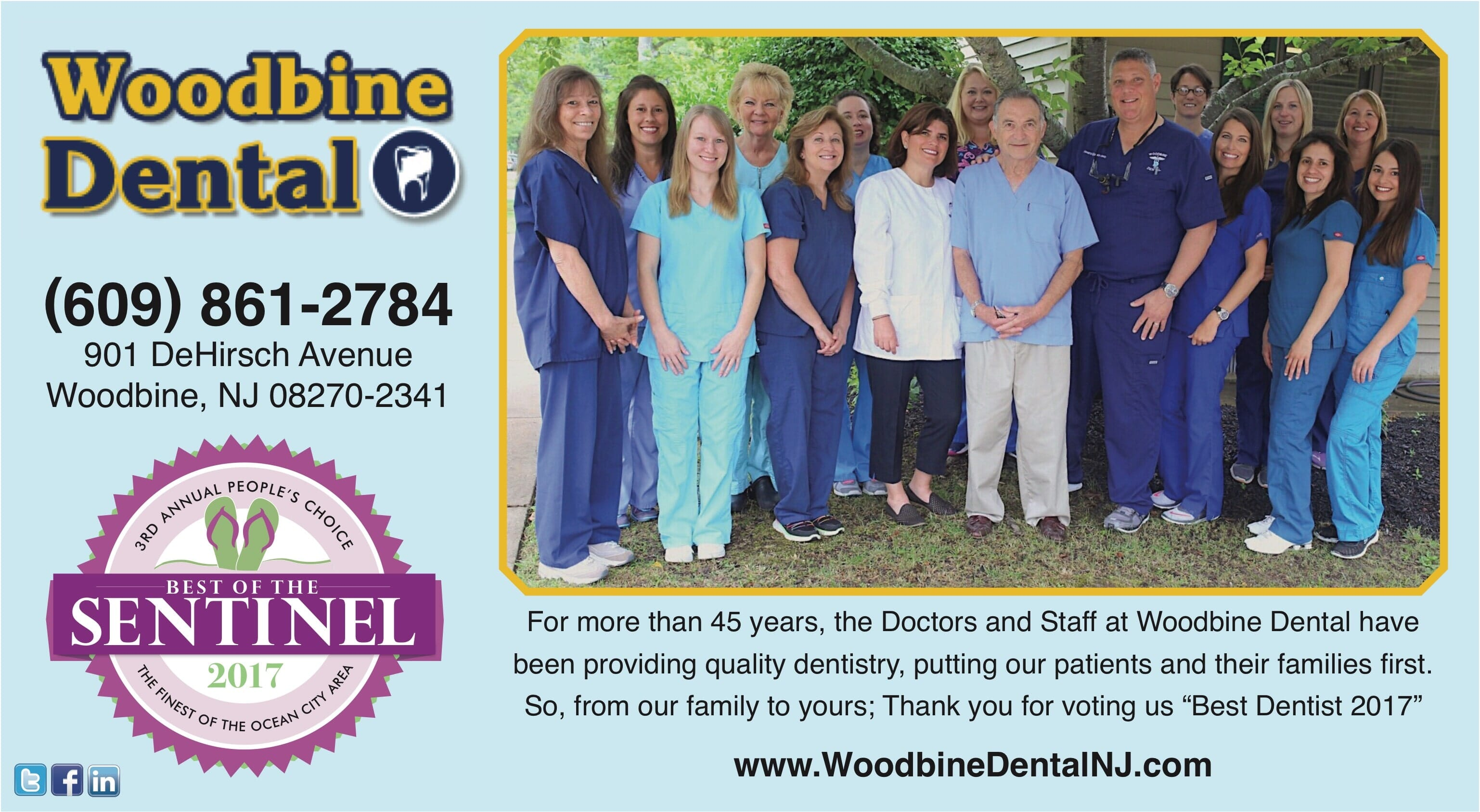 woodbine dental